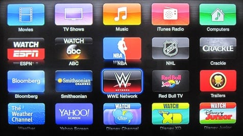 WWE Network launches on Apple TV