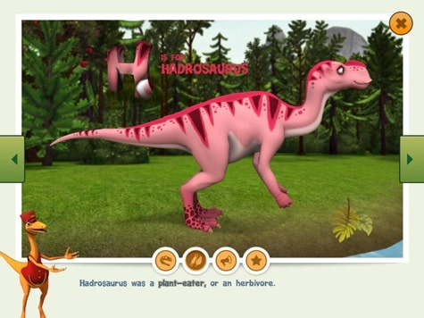 Apps: Dinosaur Train A to Z, Intro to Letters 2.0, Pinball Arcade 3.3 + Yahoo Fantasy Sports 5.4