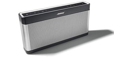 Bose debuts SoundLink Bluetooth speaker III