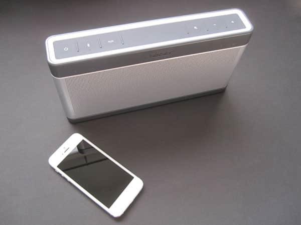 Review: Bose SoundLink Bluetooth Speaker III