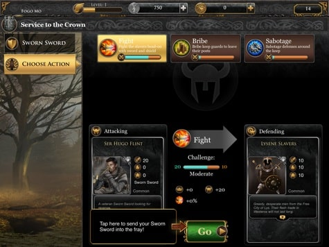 Apps: Game of Thrones Ascent, iTunes Movie Trailers 1.4, Star Wars: Assault Team + Twitter 6.3