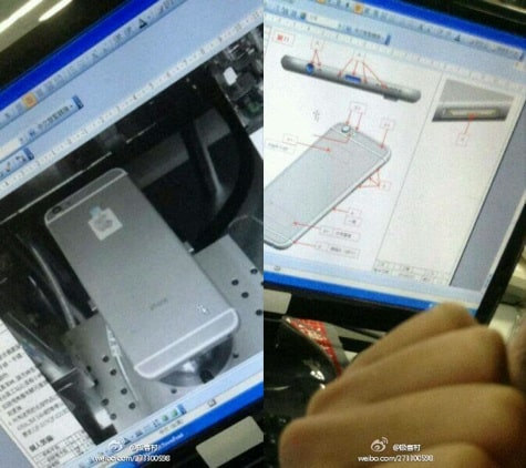 Alleged iPhone 6 leaked pics show protruding camera