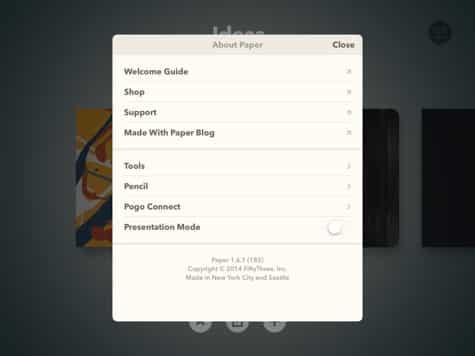 Apps: Fantastical 2 2.05, Paper 1.61, Ridge Racer Slipstream 2.0 + Speedtest 3.2