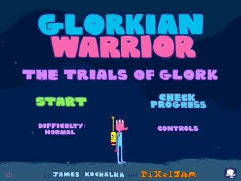 iLounge Game Spotlight: Glorkian Warrior: Trials Of Glork
