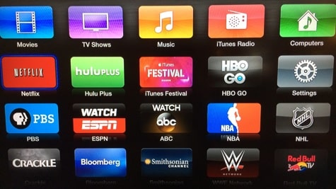 Apple TV adds iTunes Festival channel