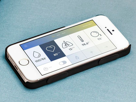 Azoi introduces Wello health monitoring iPhone case