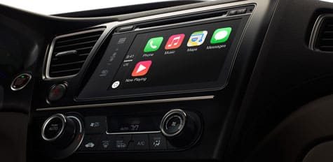Apple rebrands iOS in the Car as CarPlay, slates debut
