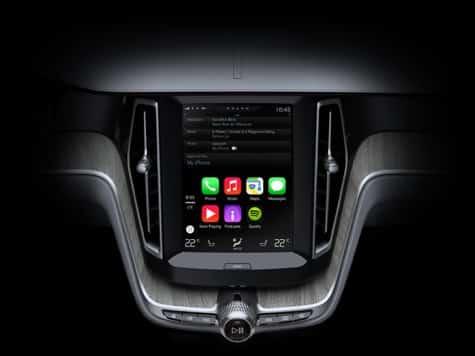 Volvo reveals more CarPlay details, confirms Wi-Fi soon