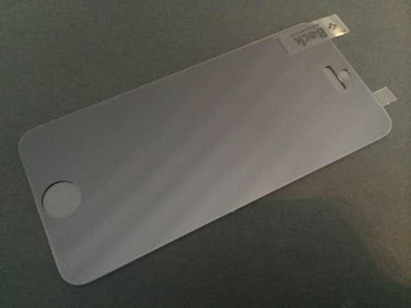 Review: Spigen SGP GLAS.tR SLIM Privacy for iPhone 5/5c/5s