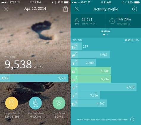 Apps: Baby Bundle, Breeze, Helpouts + iOOTP Baseball 2014