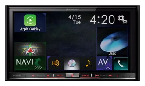 Pioneer officially announces aftermarket CarPlay access
