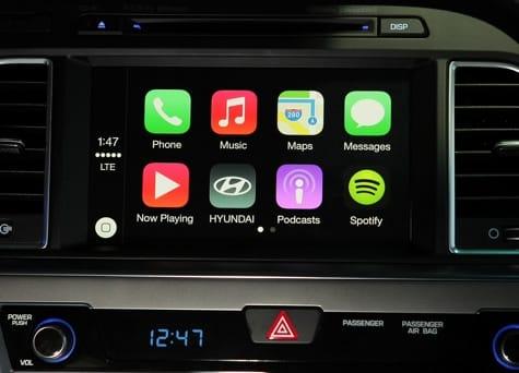 Hyundai bringing CarPlay to 2015 Sonata