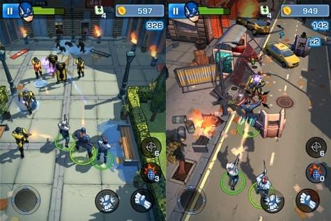 Apps: Captain America: The Winter Soldier, NBC 2.5.1, Sago Mini Monsters + Square Cash 1.3