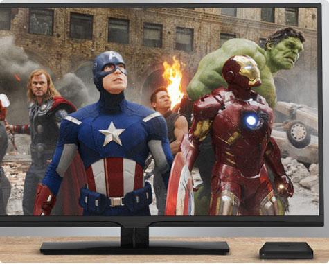 Amazon launches Amazon Fire TV