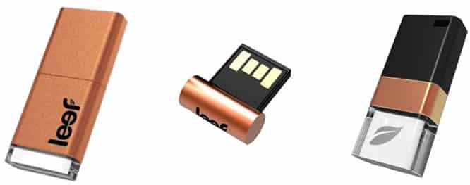 Leef Copper Edition Drives