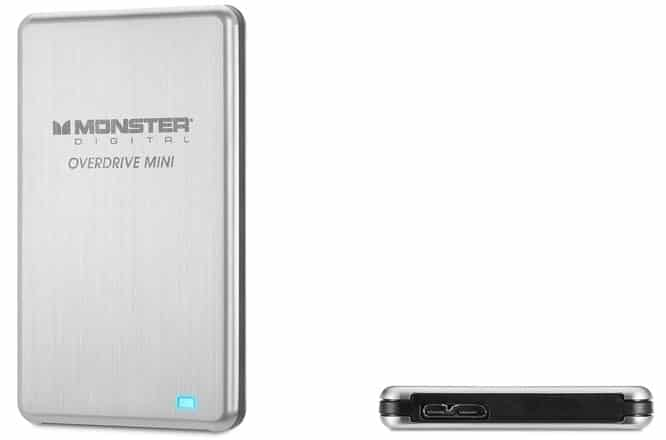 Monster Digital OverDrive mini