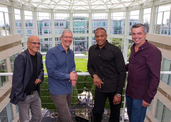Apple confirms Beats Electronics acquisition for $3 billion