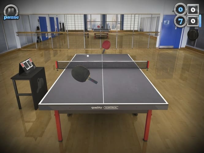 Apps: Reeder 2 2.2, Table Tennis Touch, UltraVisual + Watch_Dogs Companion