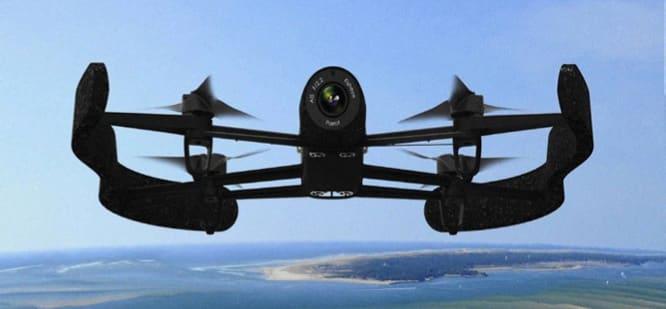 Parrot reveals enhanced AR.Drone sequel Bebop Drone