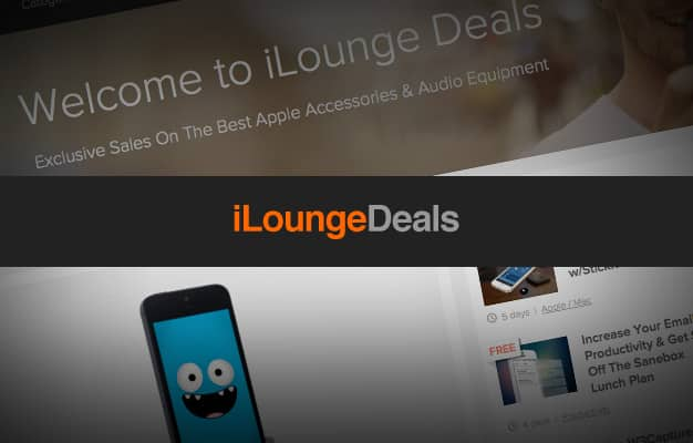 iLounge launches iLounge Deals, offering exclusive discounts on Apple-related gear
