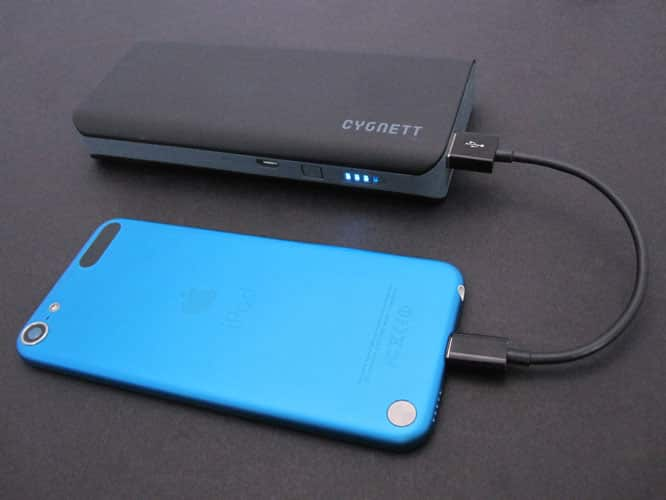 Review: Cygnett ChargeUp Pro Powerbank