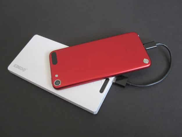 Review: Kinkoo Infinite One 8000mAh Portable Backup Battery Charger