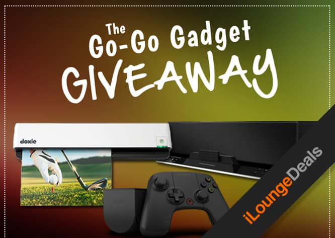 Reminder: Last chance for GoGo Gadget Giveaway
