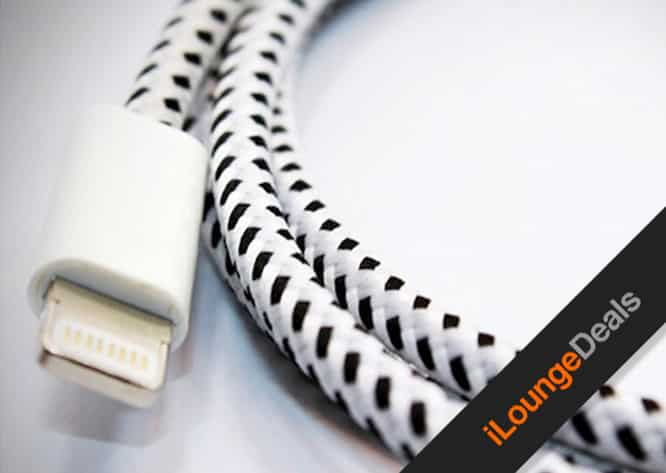 Daily Deal: Get the 10Ft Bungee Charging Cable for only $11.99
