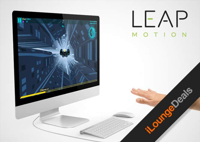 Daily Deal: Leap Motion 3D Controller