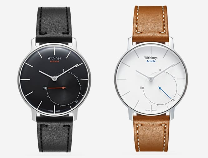 Withings unveils Activité fitness tracking watch