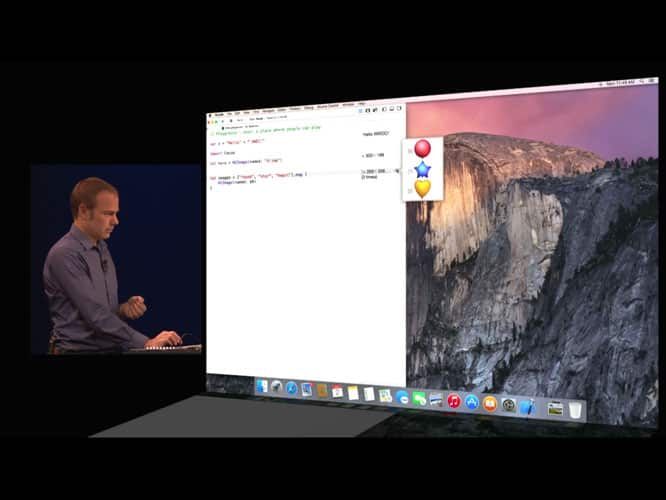 Apple debuts Swift, new development language