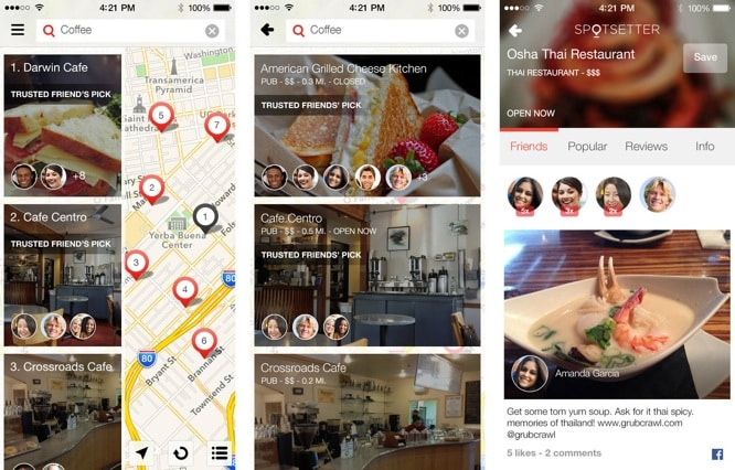 Report: Apple acquires social search engine Spotsetter