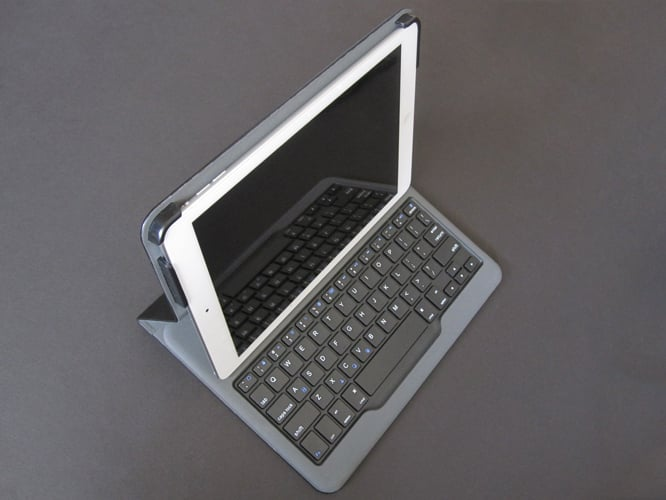 Review: Anker TC980 Keyboard Case for iPad Air