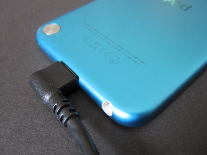 Review: Lilitab Right-Angle Lightning Cable