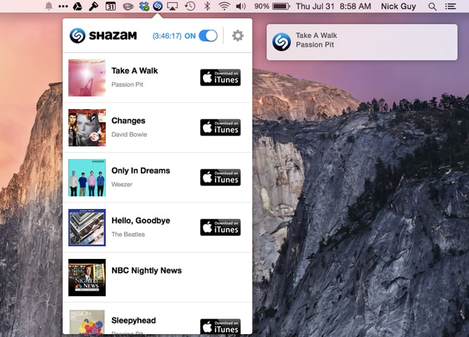 Shazam Entertainment Shazam