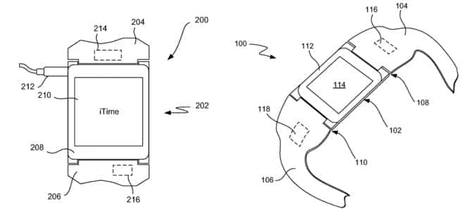 Apple 'iTime' patent includes wristband sensors