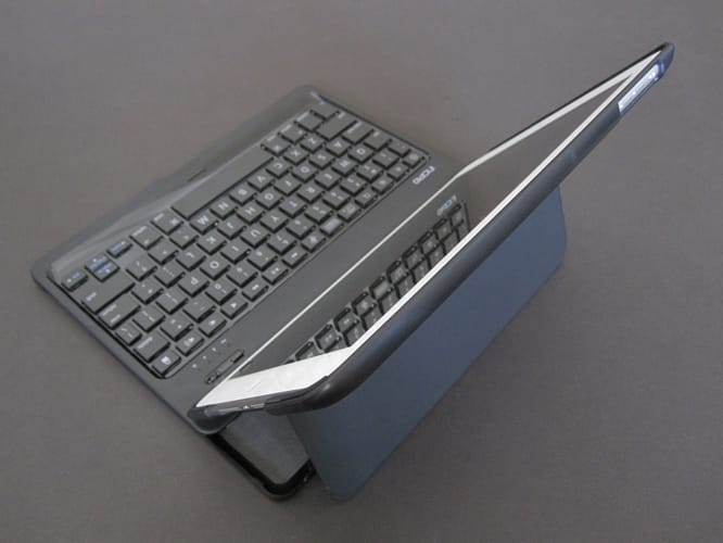 Review: Incipio Steno Ultra-Thin Bluetooth Keyboard Folio for iPad Air