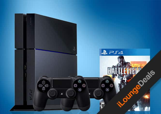 Daily Deal: The PlayStation 4 Battlefield Bundle Giveaway