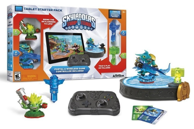 Skylanders Trap Team coming to iPad with portal, controller