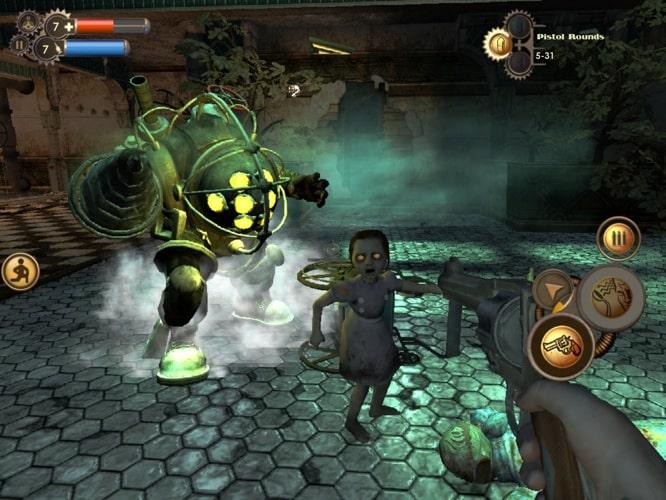 2K bringing BioShock to iOS this summer
