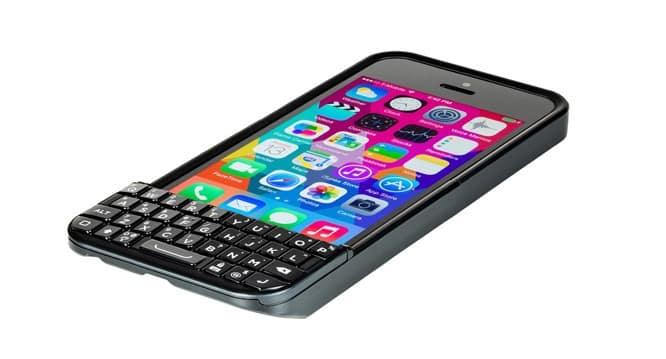 Typo iPhone keyboard returns, updated, as Typo 2