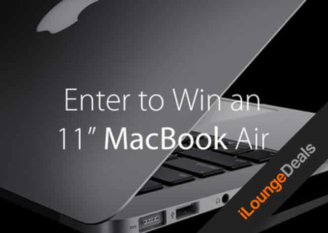 """Daily Deal: The 11"""" MacBook Air Giveaway"""