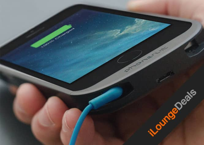 Daily Deal: Get a PhoneSuit Elite Battery Case for only $59.99
