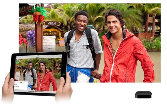 Peer-to-Peer AirPlay restricted to 2013 Apple TV models