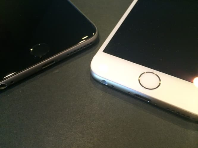 iPhone 6, 6 Plus unboxing and comparison gallery posted