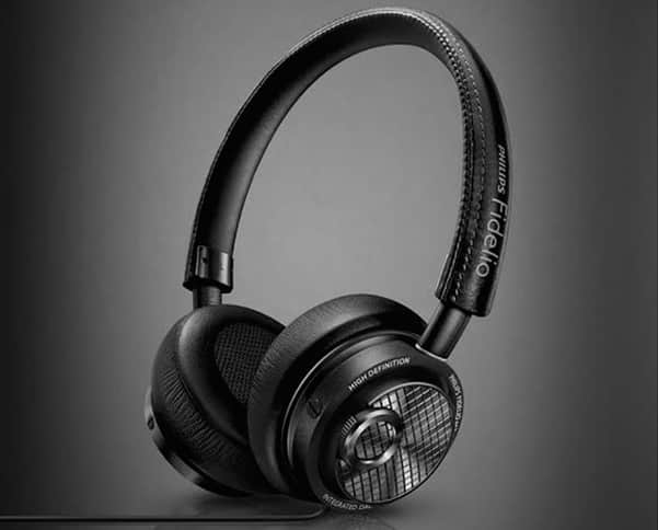 Philips debuts first Lightning connector headphones, Fidelio M2L