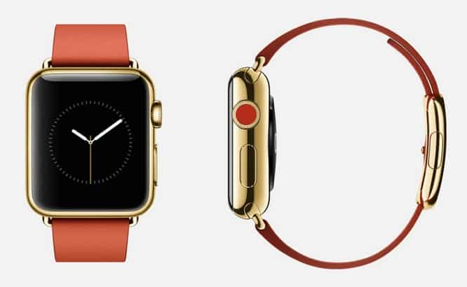 More on Apple Watch: Edition charger, iPhone finder, left-handed use