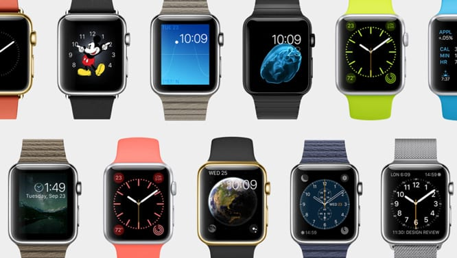 Apple Watch to start at $349, with 3 versions, 2 sizes, 6 bands