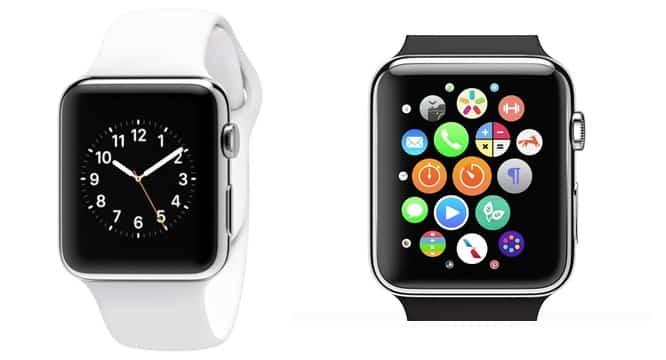 Apple debuts Apple Watch