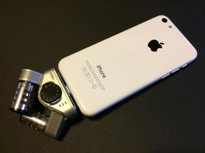 Review: Zoom iQ6 XY Stereo Microphone for iPhone + iPad